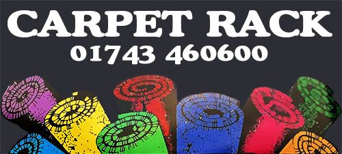 carpet rack logo